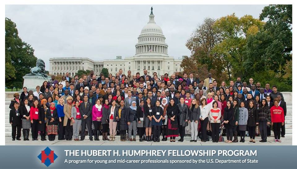 Image result for Hubert Humphrey Fellowships in USA for International Students