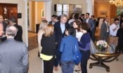 Ambassador Pyatt hosted reception to honors SXSW delegations (State Department Photo)