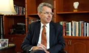 Ambassador Pyatt discusses U.S. - Greece relations with Greek Reporter founder Anastastios Papapostolou