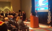 Ambassador Pyatt delivers remarks at AUSA 2017