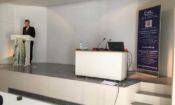 Ambassador Pyatt delivers remarks at the TOLI Holocaust Education Seminar in Athens. (Embassy Image)