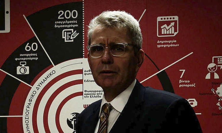 Ambassador Pyatt's interview to AMNA